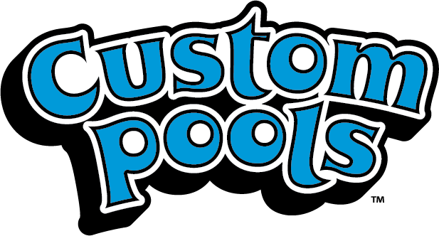 custom pools logo